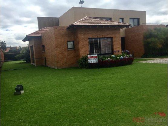Casa en venta Hacienda Fontanar - Chia