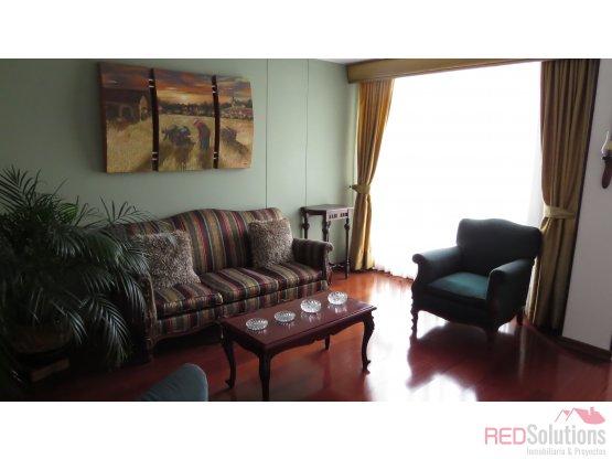 Apartamento en Arriendo en Caobos Salazar