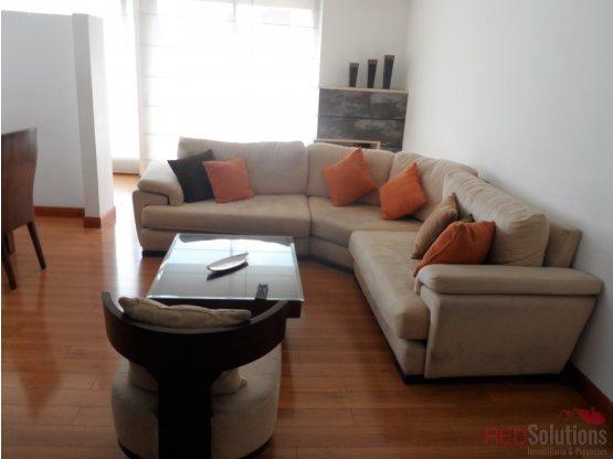 Apartamento amoblado en Venta en Santa Barbara