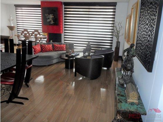 Apartamento Amoblado en Arriendo en Santa Barbara