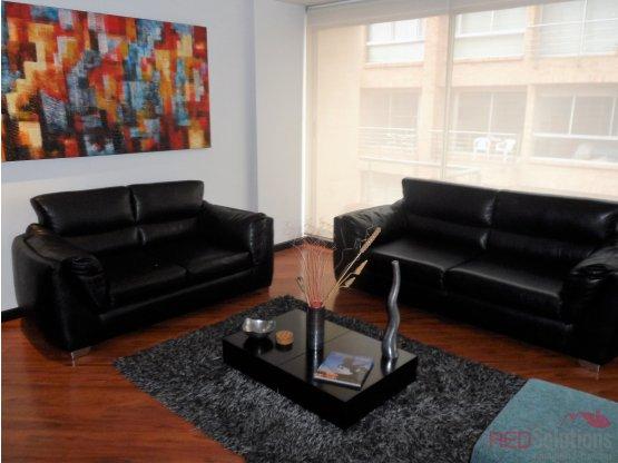 Apartamento amoblado Club House Barrio el Chico