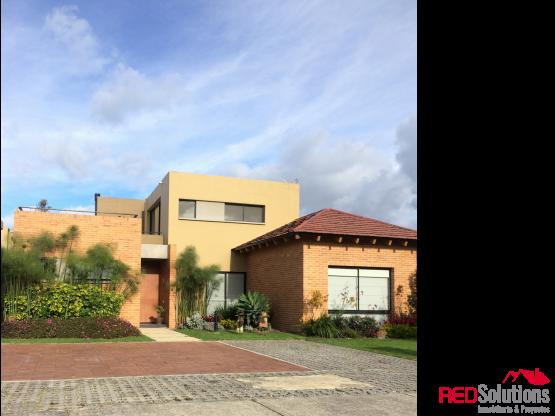 Casa en arriendo Hacienda Fontanar - Chia