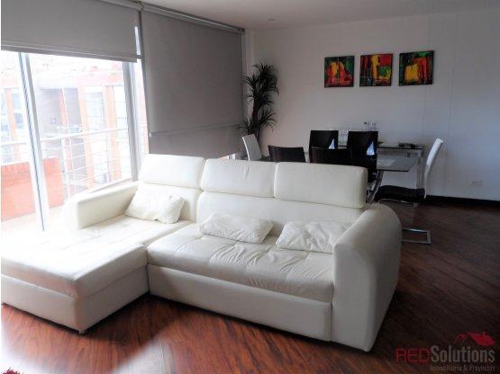 Apartamento Amoblado en Arriendo Club House Chico