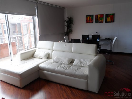Apartamento amoblado Club House Barrio el Chico
