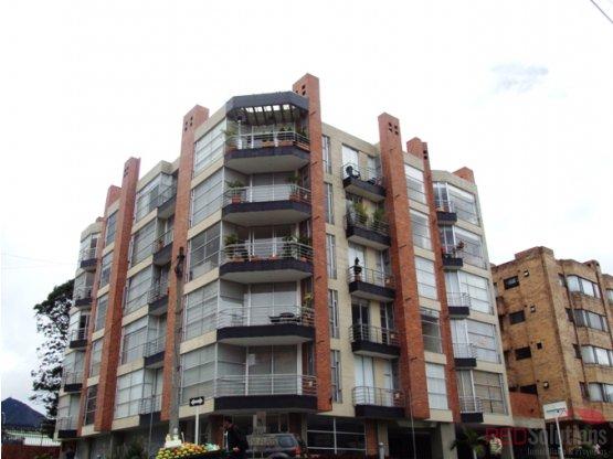 Apartaestudio amoblado barrio Santa barbara