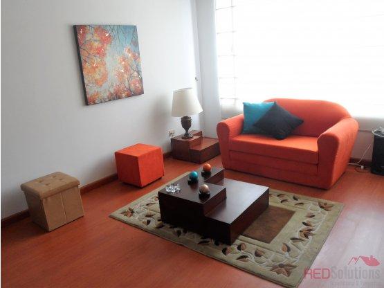 Apartamento amoblado Chico Norte