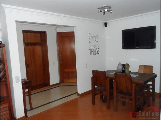 Apartamento Amoblado en Arriendo Chico Reservado