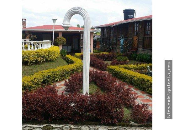 Finca Hotel  en Pueblo Tapao