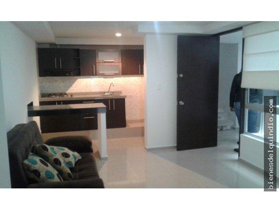 Apartamento sector Profesionales Armenia