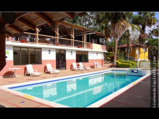 Hotel Sector Parque del Café Quindio