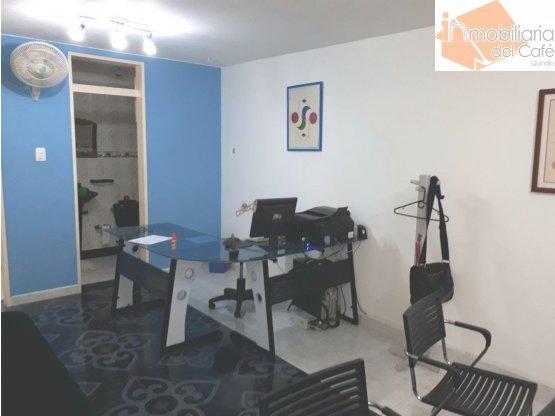 VENTA DE OFICINA EN EL CENTRO DE ARMENIA QUINDIO