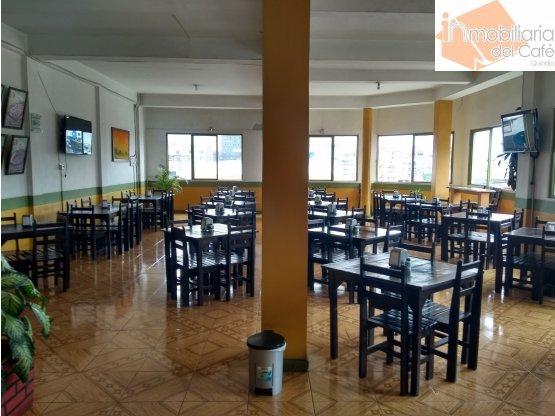 se vende restaurante en centro de armenia quindio