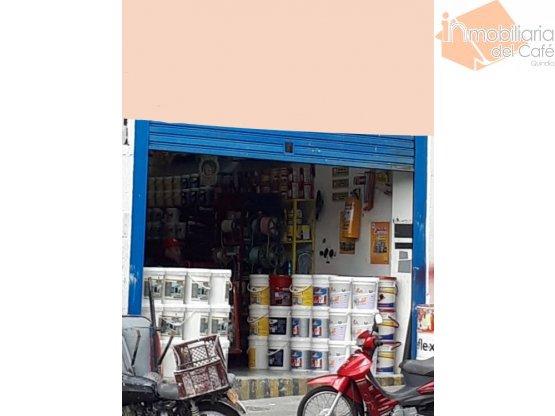 venta de 4 locales en el centro de armenia quindio