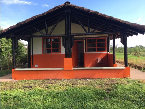 venta de casa lote entre quimbaya y montenegro q