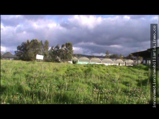 Lote ubicado municipio de Tocancipa