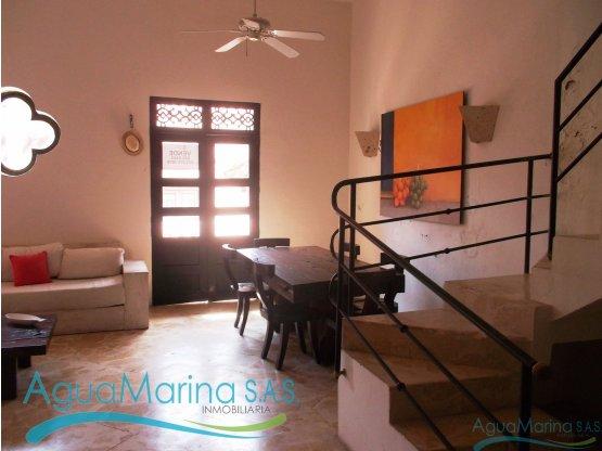 Duplex en el centro Histórico de Cartagena