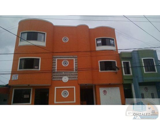 vendo apartamento 3 piso centro de Monteria