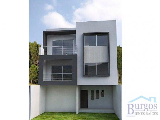 Hermosas casas en venta. Increíble diseño.