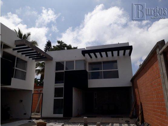Venta de casa en Lomas Trujillo Casa D