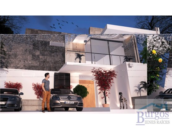 Casa en Pre-venta Corinto Residencial.