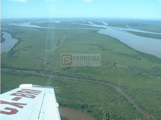 4561 HÁS EN 7 ISLAS SOBRE EL RÍO URUGUAY