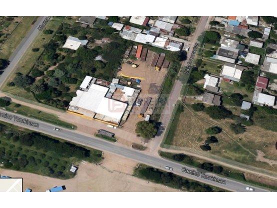TERRENOS DESDE 392 M2 CASI CNO. TOMKINSON