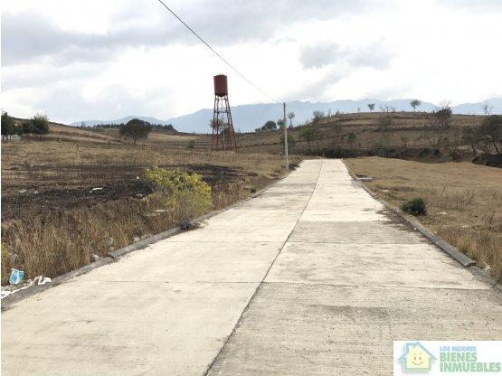 GANGA LOTE EN VENTA EN PRADOS DE SALCAJA, XELA.