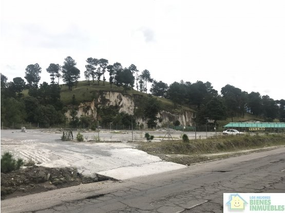 TERRENO EN ALQUILER PERIFERICO DE SALCAJA, XELA