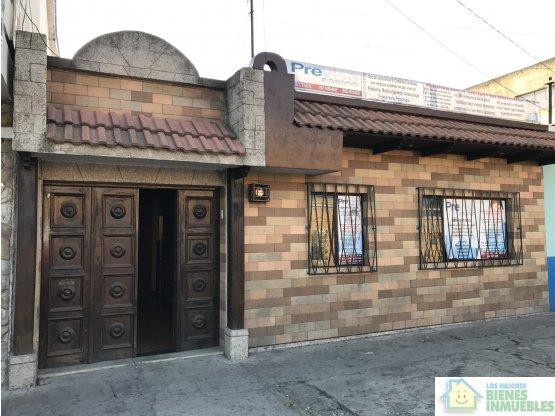 CASA EN ALQUILER PARA NEGOCIO ZONA 3, XELA