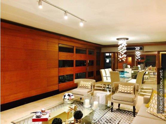 MIRADOR NORTE: Apartamento a todo lujo
