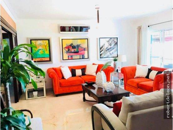 Apartamento de 186 Mts2 en Evaristo Morales