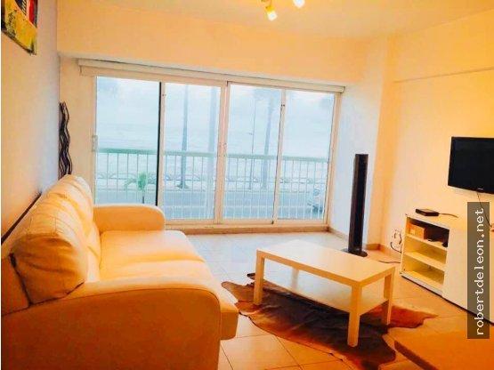 Apartamento de 60 Mts2 en el Malecón