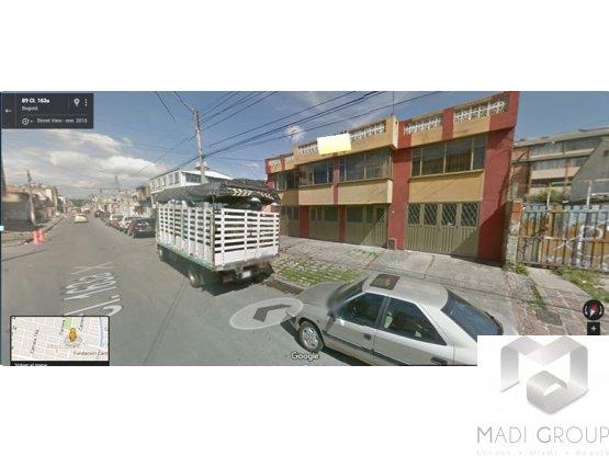 Casa-lote para venta en Toberín, Bogotá