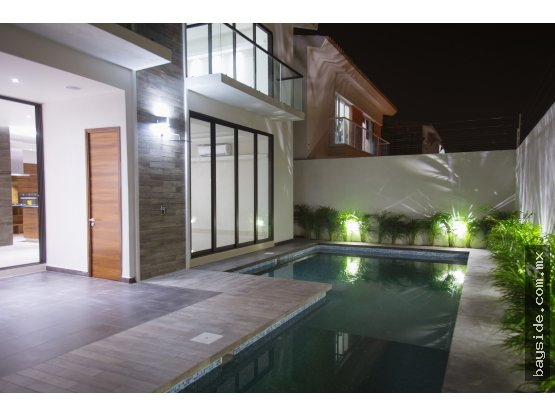 NEW HOME FOR SALE IN FLUVIAL VALLARTA (PROJECT)