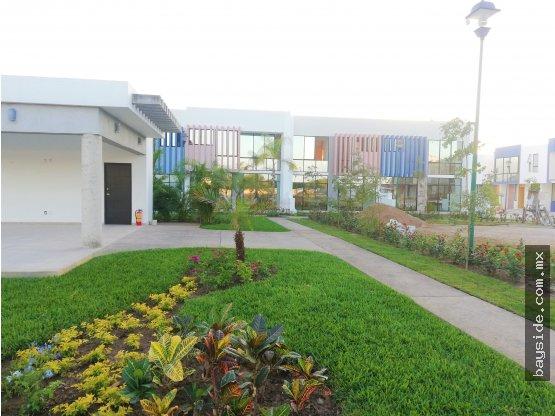 Casa en Coto Privado con alberca, Puerto Vallarta