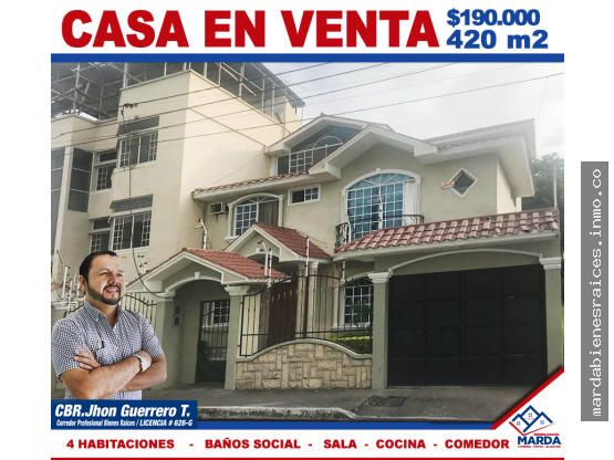 😍👉C19/CASA EN UNIORO / MACHALA / $190.000 🏡