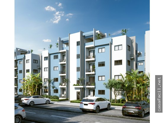 RESIDENCIAL LP10: Apartamentos de calidad y bono
