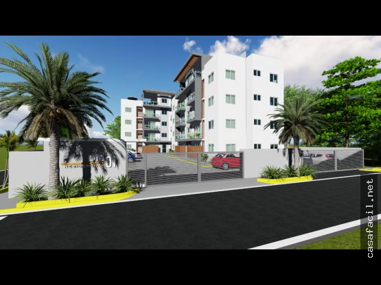RESIDENCIAL DM01: Proyecto en Km. 13 Las Américas