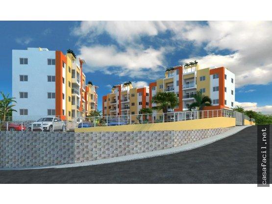 VISTA DE LA COLINA: Proyecto con bono vivienda
