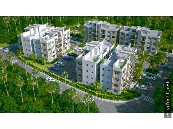 MANANTIAL DE LA COLINA I: Apartamentos en SDN