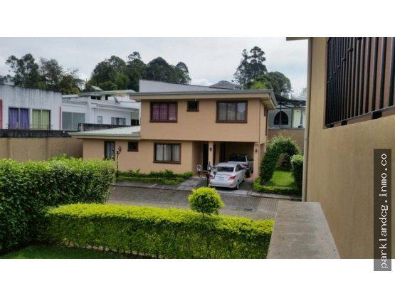 Casa en venta, Condominio en Montes de Oca. 583955