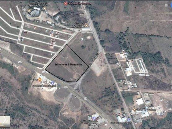 Se venden 3 lotes de terrenos en Res, Valle Dorado