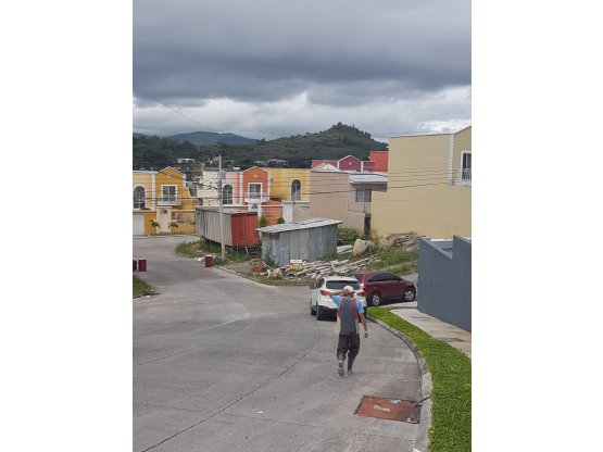 Terrenos en Residencial Villas del Real