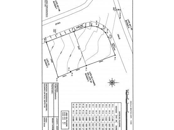 Se vende terreno en Lomas del Guijarro