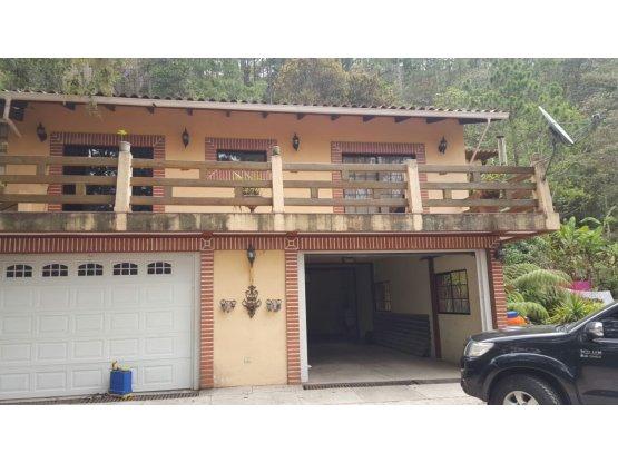 Se vende casa en Uyuca