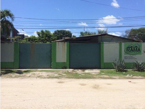 Se Alquila Bodega en San Pedro Sula, Honduras