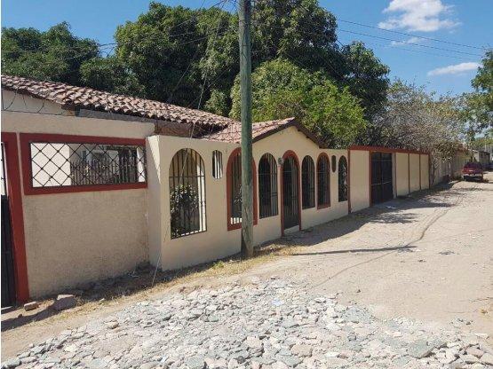 Se vende casa en Choluteca, Barrio Suyapa
