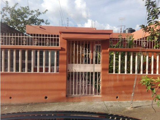 Se vende Casa en la Colonia Bella Oriente