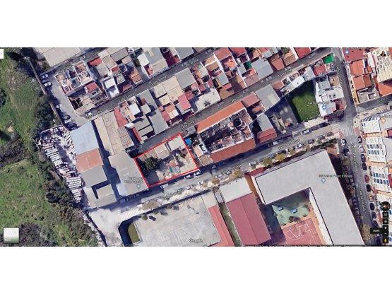 SE VENDE PARCELA TIPO CTP1 CON 599 M2