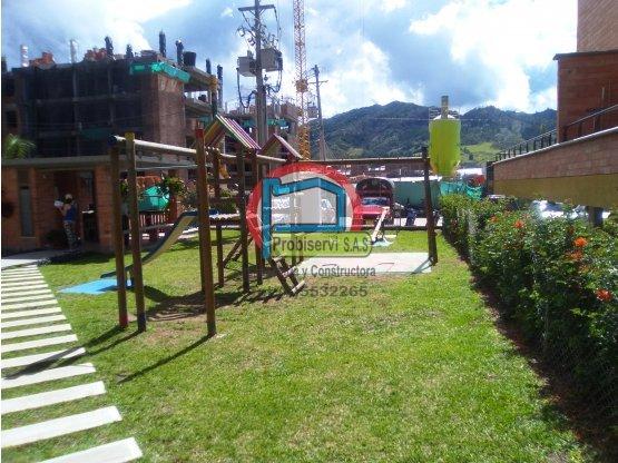 Apartamento en Jardines del Tambo- La Ceja